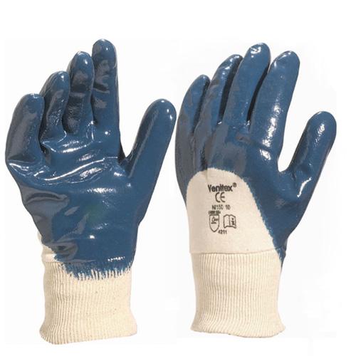 代尔塔201150丁腈涂层手套